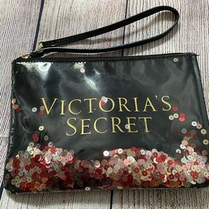 Victoria's Secret wristlet bag/wallet